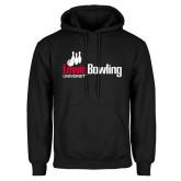 Black Fleece Hoodie-Lewis Bowling