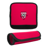 Neoprene Red Luggage Gripper-Primary Logo