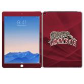 iPad Air 2 Skin-Primary Mark, Background PMS 202 Maroon