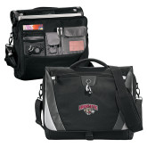 Slope Black/Grey Compu Messenger Bag-Secondary Mark