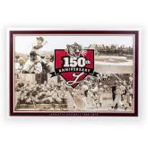 Sideline Baseball Poster-