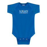 Royal Infant Onesie-Primary Stacked