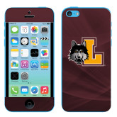 iPhone 5c Skin-L Mark
