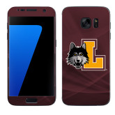 Samsung Galaxy S7 Skin-L Mark