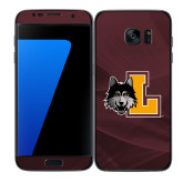 Samsung Galaxy S7 Edge Skin-L Mark