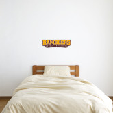 6 in x 2 ft Fan WallSkinz-Ramblers Loyola University