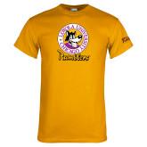 Gold T Shirt-Ramblers Vintage