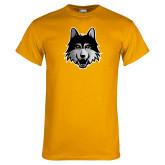 Gold T Shirt-Mascot