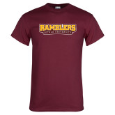 Maroon T Shirt-Ramblers Loyola University