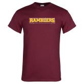Maroon T Shirt-Ramblers