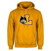 Gold Fleece Hoodie-L Mark