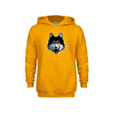 Youth Gold Fleece Hoodie-Mascot