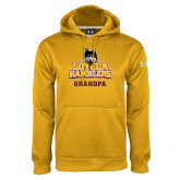 Under Armour Gold Performance Sweats Team Hoodie-Grandpa