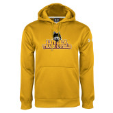 Under Armour Gold Performance Sweats Team Hoodie-Track and Field
