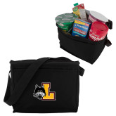 Six Pack Black Cooler-L Mark