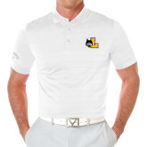 Callaway Opti Vent White Polo-L Mark