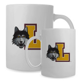 Full Color White Mug 15oz-L Mark