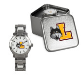 Ladies Stainless Steel Fashion Watch-L Mark