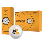 Callaway Warbird Golf Balls 12/pkg-L Mark