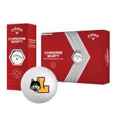 Callaway Chrome Soft Golf Balls 12/pkg-L Mark