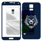 Galaxy S5 Skin-Tiger Head