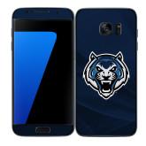 Samsung Galaxy S7 Edge Skin-Tiger Head