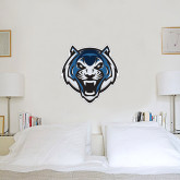2 ft x 2 ft Fan WallSkinz-Tiger Head