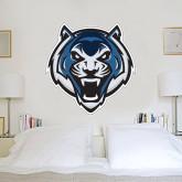 3 ft x 3 ft Fan WallSkinz-Tiger Head