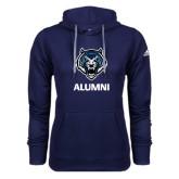 Adidas Climawarm Navy Team Issue Hoodie-Alumni