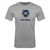 Grey T Shirt-Football