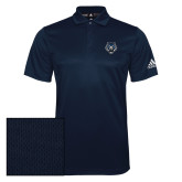 Adidas Climalite Navy Grind Polo-Tiger Head