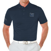 Callaway Opti Vent Navy Polo-Interlocking LU