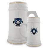 Full Color Decorative Ceramic Mug 22oz-Tiger Head