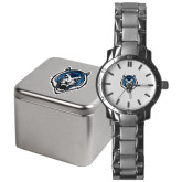 Mens Stainless Steel Fashion Watch-Tiger Head