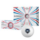 Callaway Supersoft Golf Balls 12/pkg-Tiger Head