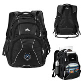 High Sierra Swerve Compu Backpack-Tiger Head