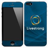 iPhone 5/5s/SE Skin-Livestrong Stacked