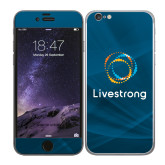 iPhone 6 Skin-Livestrong Stacked