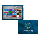 Surface Pro 3 Skin-Livestrong Stacked
