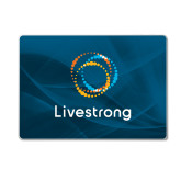 Generic 13 Inch Skin-Livestrong Stacked