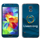 Galaxy S5 Skin-Livestrong Stacked