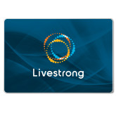 Generic 17 Inch Skin-Livestrong Stacked