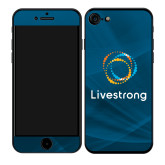iPhone 7/8 Skin-Livestrong Stacked