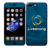 iPhone 7/8 Plus Skin-Livestrong Stacked