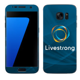 Samsung Galaxy S7 Skin-Livestrong Stacked