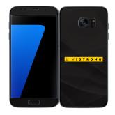 Samsung Galaxy S7 Edge Skin-LIVESTRONG