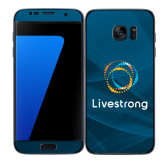 Samsung Galaxy S7 Edge Skin-Livestrong Stacked
