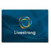 Surface Book Skin-Livestrong Stacked