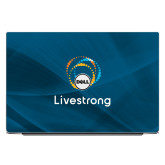 Dell XPS 13 Skin-Livestrong Stacked