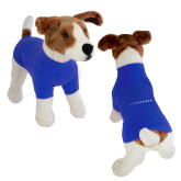 Classic Royal Dog T Shirt-LIVESTRONG